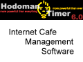 Hodoman Timer :: Internet Cafe Software Overview